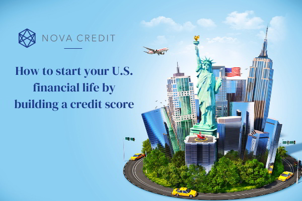 How to build your credit score in the U.S. as an international student