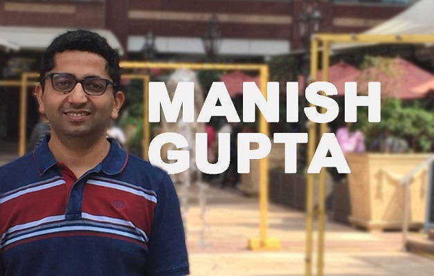 Manish Gupta | Chief Consulting Officer